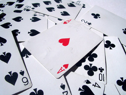 Pile-of-playing-cards